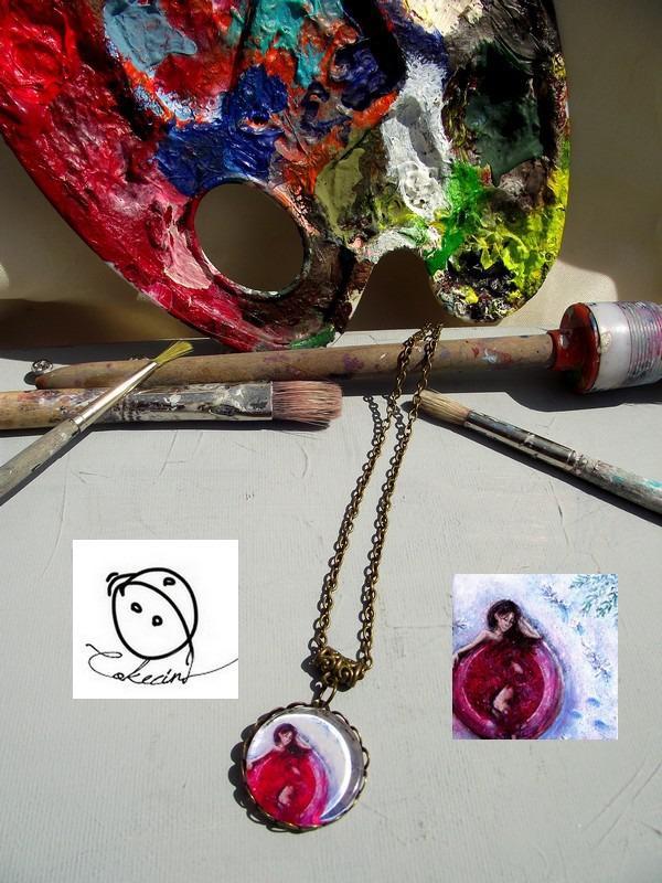 Collier collier sautoir pot pourri piece 5918175 pot pourri rond jpg f683c big