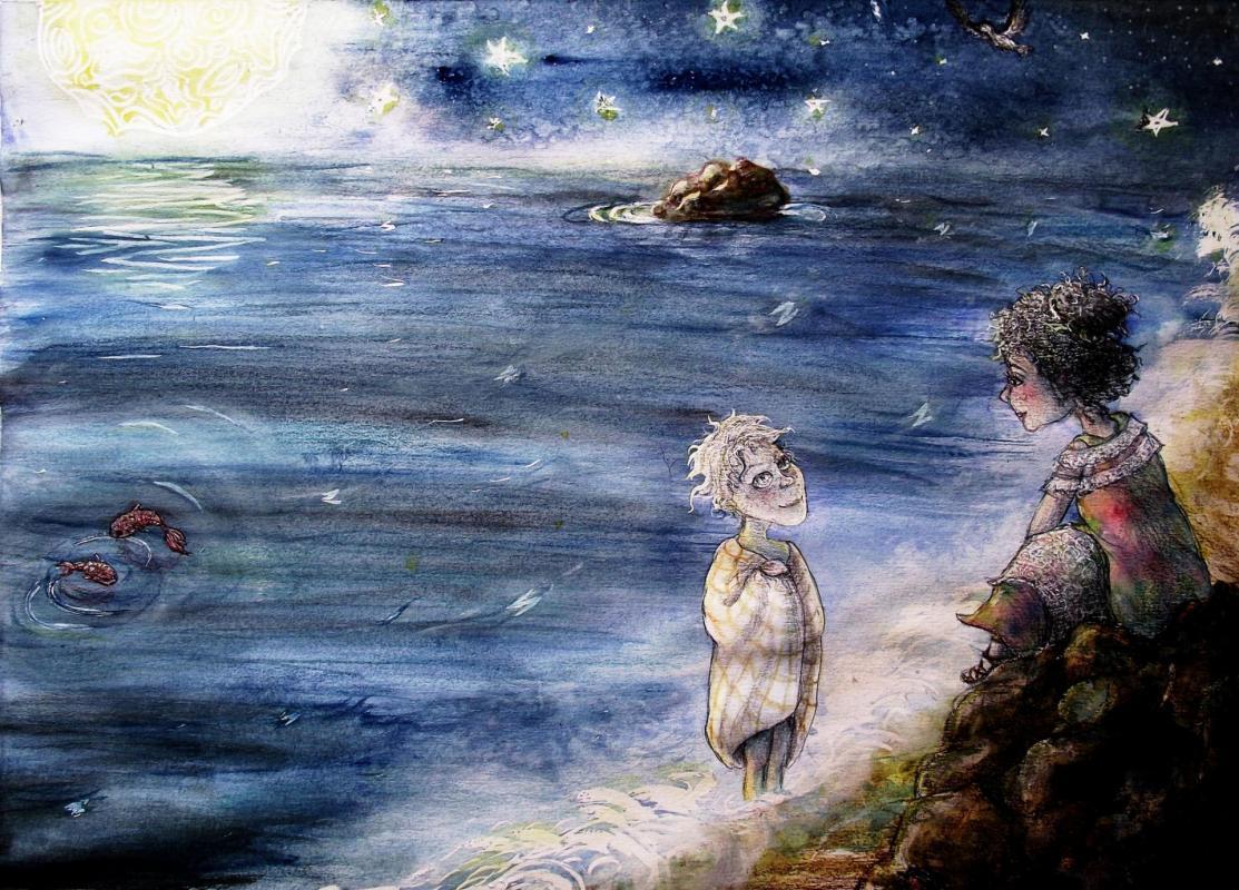 L enfant de la lune